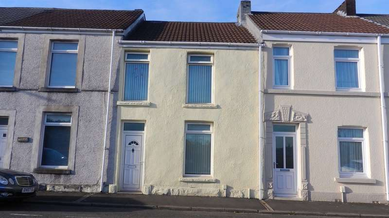 3 Bedrooms Terraced House for sale in Bartley Terrace, Plasmarl, Swansea