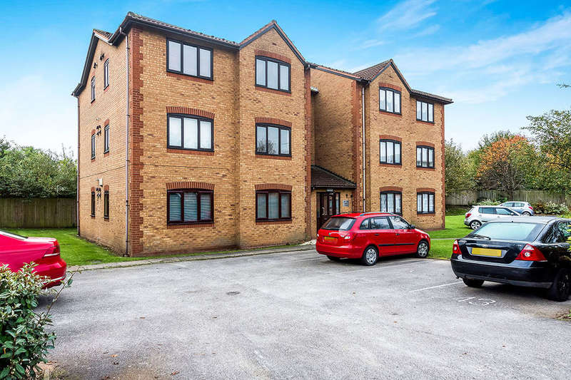 1 Bedroom Flat for sale in Avern Close, Tipton, DY4