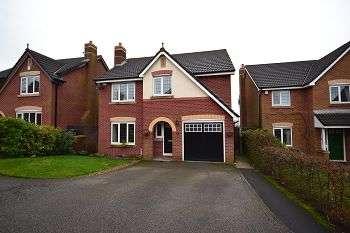 4 Bedrooms Detached House for sale in Vale Croft, Upholland