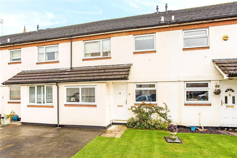 2 Bedrooms Terraced House for sale in Cedar Court Road, Cheltenham, Gloucestershire, GL53