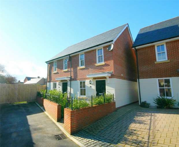 2 Bedrooms Semi Detached House for sale in ASHLEY CROSS, Poole