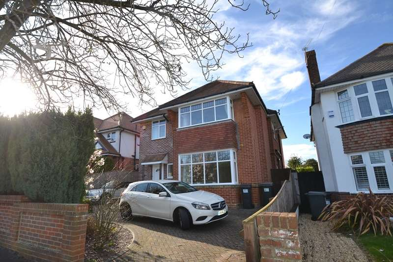 4 Bedrooms Detached House for rent in Boscombe East