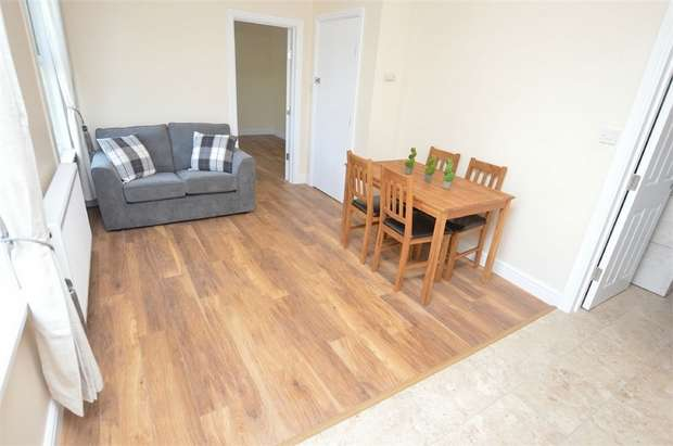 1 Bedroom Flat for sale in Thornhill Road, Croydon