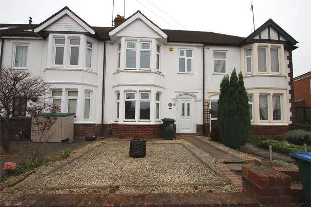 3 Bedrooms Terraced House for sale in Morris Avenue, Poets Corner, Coventry