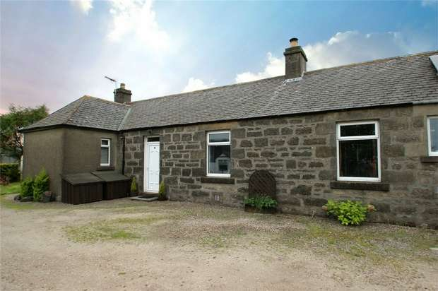 2 Bedrooms Semi Detached House for sale in 4 Mannochmore, Thomshill, ELGIN, Moray