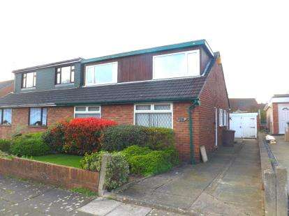 3 Bedrooms Semi Detached House for sale in Warwick Avenue, Newton-Le-Willows, Merseyside