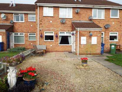 1 Bedroom Maisonette Flat for sale in Herondale, Hednesford, Cannock, Staffordshire