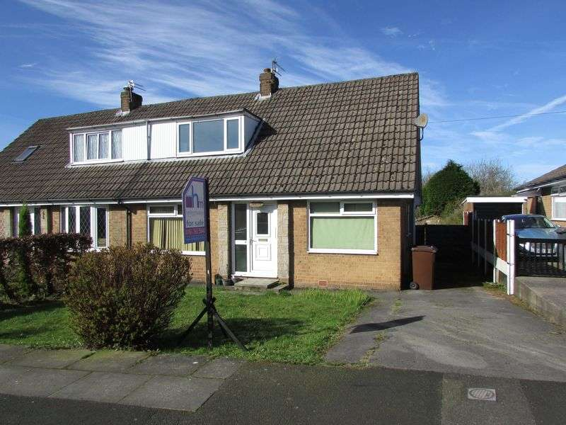 3 Bedrooms Semi Detached Bungalow for sale in Humber Drive, Bury - Popular Location