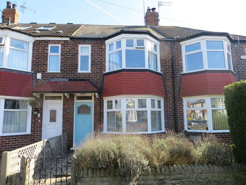 2 Bedrooms Terraced House for sale in Huntley Drive, Hull, HU5 4DR