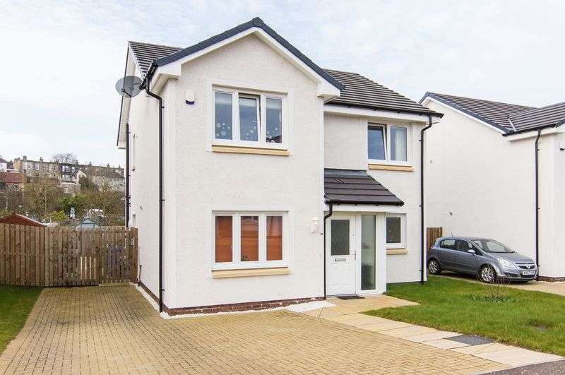 4 Bedrooms Detached House for sale in 16 Stephens Park, Inverkeithing, Fife, KY11 1FB