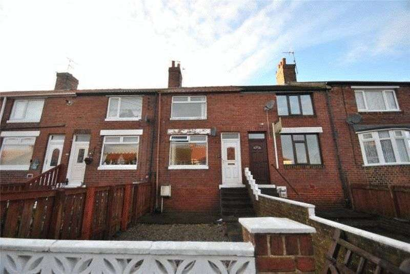 2 Bedrooms Terraced House for sale in Beech Avenue, Seaham