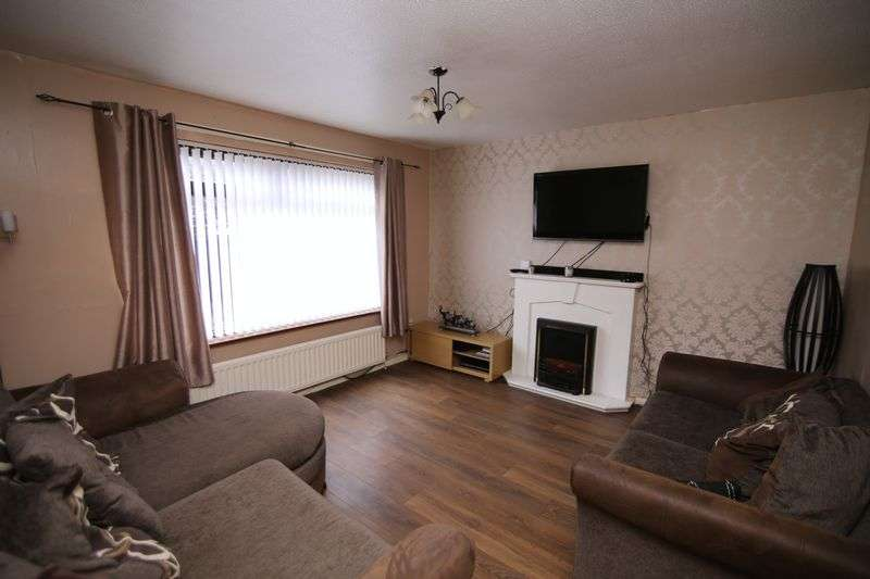 2 Bedrooms Terraced House for sale in Kirkdale Court, South Shields