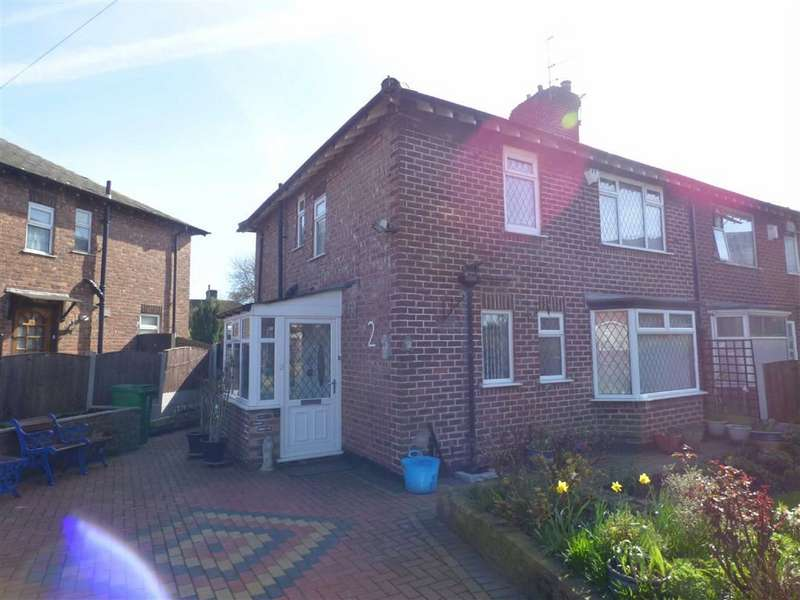3 Bedrooms Property for sale in Gilmour Terrace, Blackley, Manchester, M9