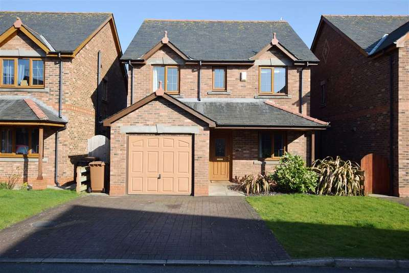 4 Bedrooms Detached House for sale in Chapel Field, Barrow-in-Furness, Cumbria