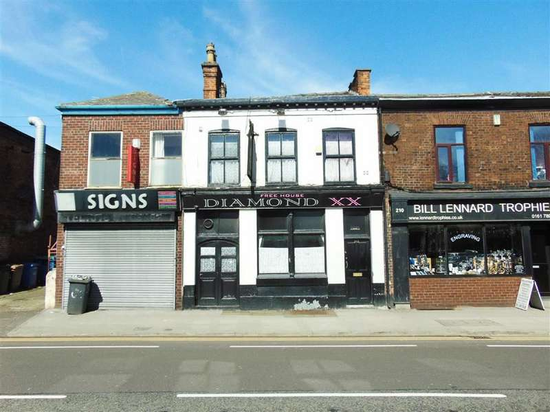 Property for sale in Liverpool Road, Patricroft, Manchester
