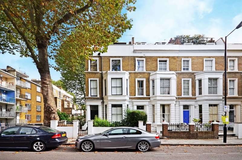 3 Bedrooms Flat for sale in Leamington Road Villas, Notting Hill, W11