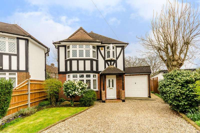 3 Bedrooms Detached House for sale in Ely Close, New Malden, KT3