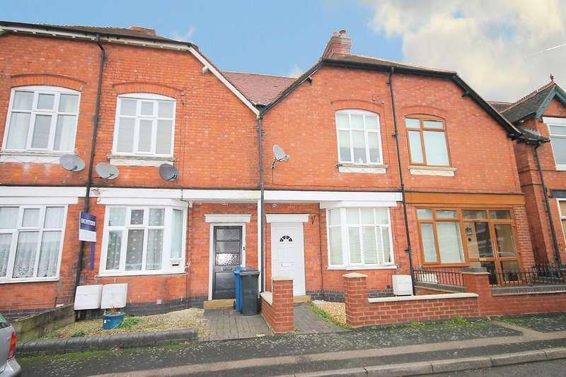 1 Bedroom Flat for sale in Cross Street, Tamworth, B79 7EH