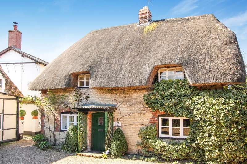 2 Bedrooms Cottage House for sale in Rotten Row, Dorchester-On-Thames, Wallingford
