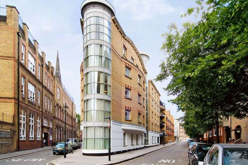 2 Bedrooms Flat for sale in Greycoat Street, London