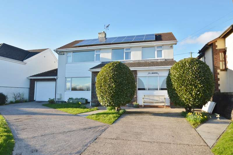 4 Bedrooms Detached House for rent in Ty Benfro, The Downs, St Nicholas, CF5 6SB