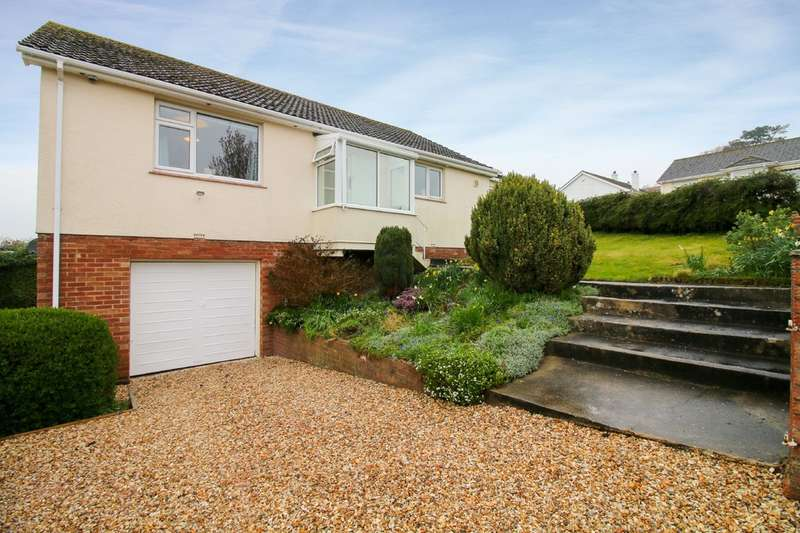 3 Bedrooms Detached Bungalow for sale in Rosemary Avenue, Highweek