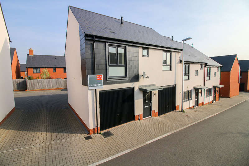 1 Bedroom Flat for sale in Old Quarry Drive, Exminster