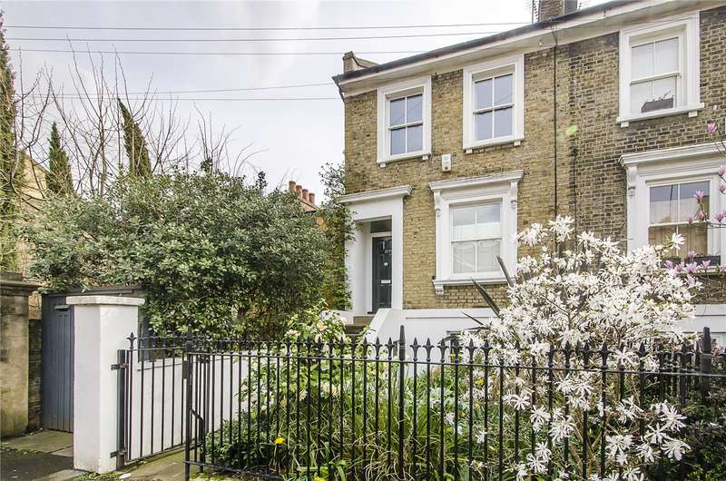 3 Bedrooms Terraced House for sale in Priory Grove, London, SW8