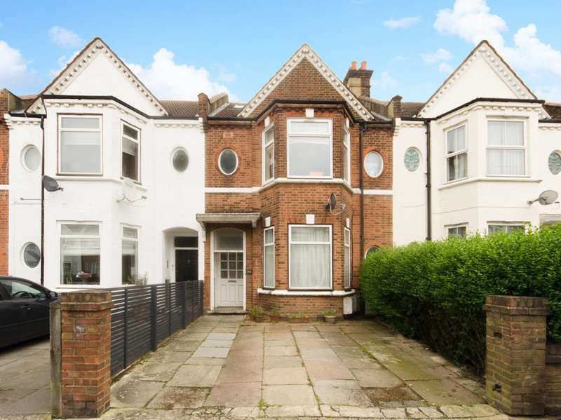 3 Bedrooms Flat for sale in Hanover Road, Kensal Rise, NW10
