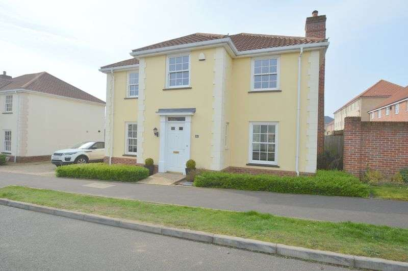 4 Bedrooms Detached House for sale in Vanguard Chase, The Hampdens, New Costessey