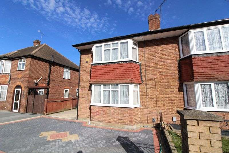 5 Bedrooms Semi Detached House for sale in WOW! FIVE bedroom Semi in Challney