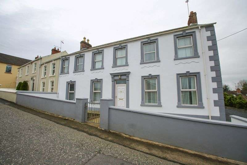 5 Bedrooms Semi Detached House for sale in 12 Main Street, Laurelvale