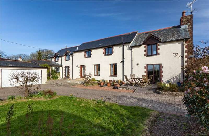 4 Bedrooms House for sale in East Staddon, Hartland, Devon, EX39