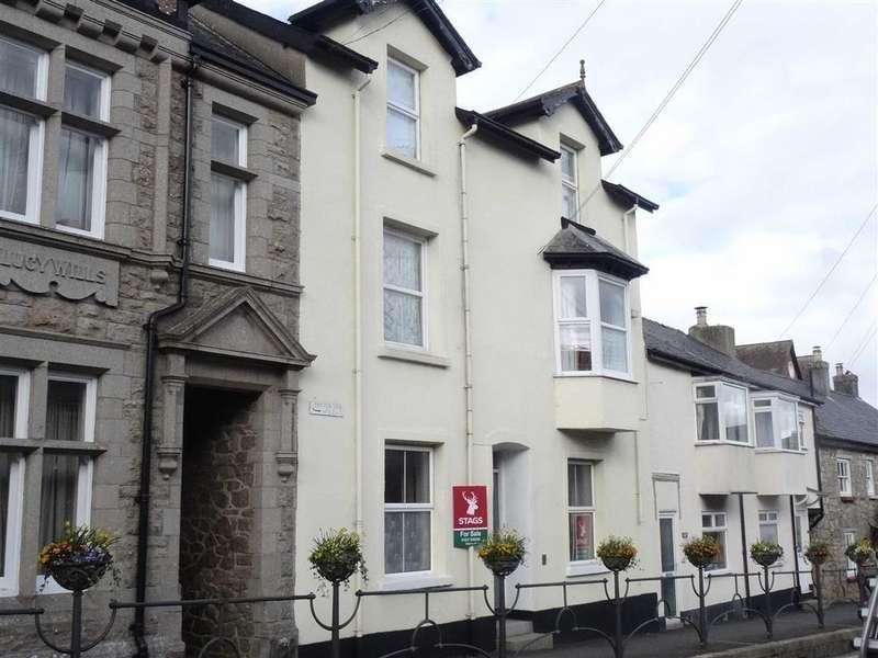 1 Bedroom Apartment Flat for sale in Court Street, Moretonhampstead, Newton Abbot, Devon, TQ13