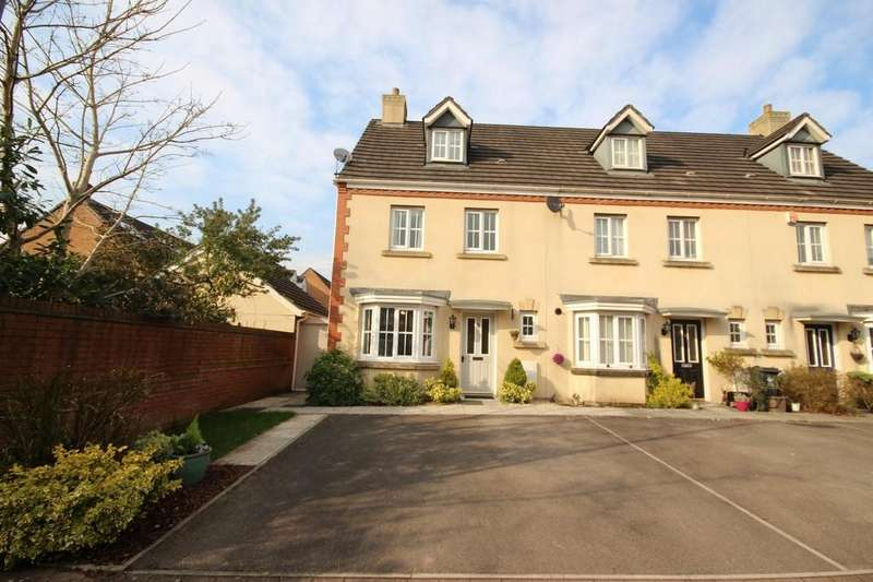 4 Bedrooms Semi Detached House for sale in Clos Maedref, Radyr