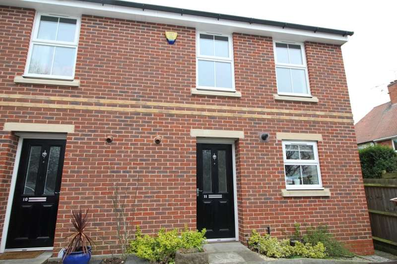 3 Bedrooms Property for sale in Smedley Close, Nottingham, NG8