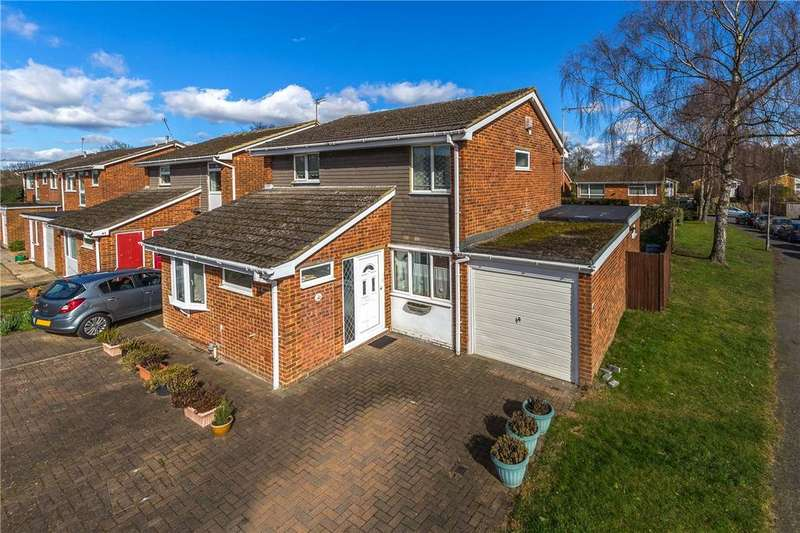 4 Bedrooms Detached House for sale in Corinium Gate, St. Albans, Hertfordshire