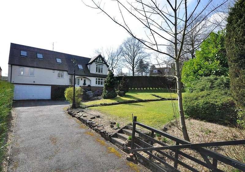 5 Bedrooms Detached House for sale in Abbeyfields, Sheepwalk Lane, Ravenshead