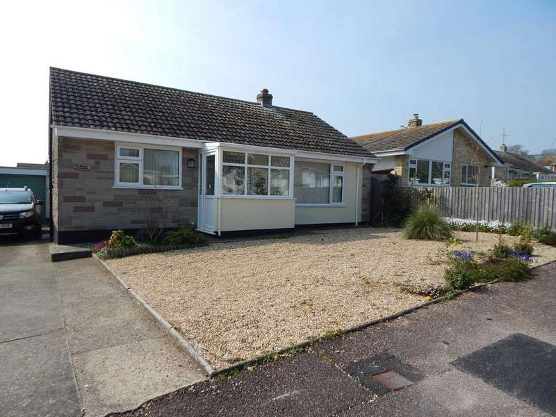 2 Bedrooms Detached Bungalow for sale in Thornfield Close, Seaton, Devon