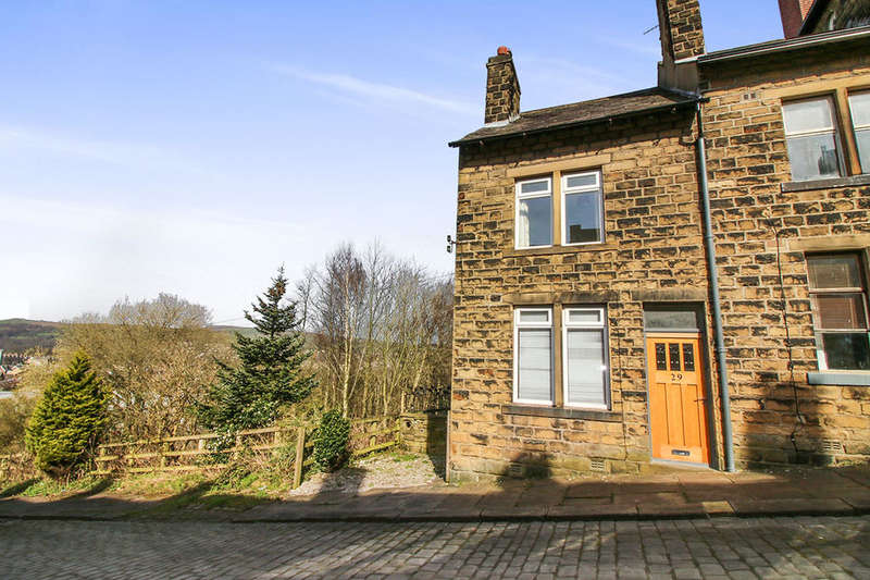3 Bedrooms Semi Detached House for sale in Quarry Street, Keighley, BD21