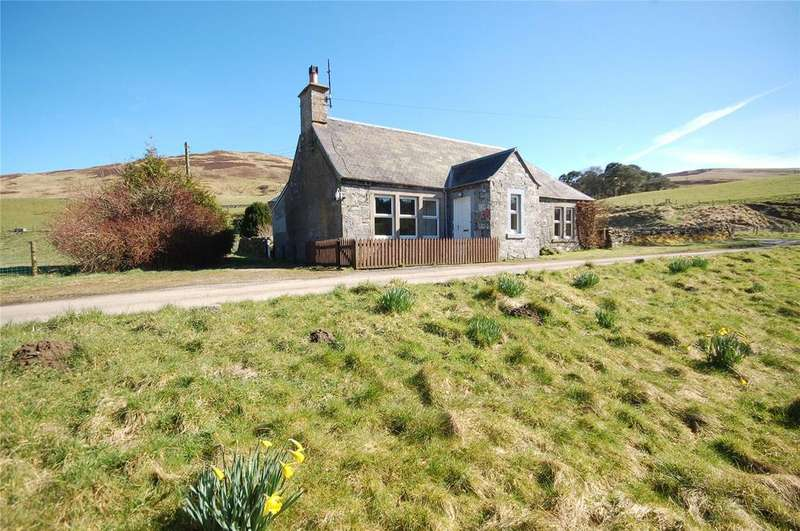 3 Bedrooms Detached House for sale in Ladhope Cottage, Yarrow, Selkirk, Scottish Borders, TD7