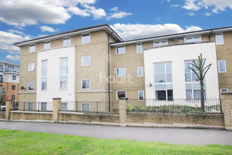 2 Bedrooms Flat for sale in Kingfisher Heights, Hogg Lane, Grays, RM17