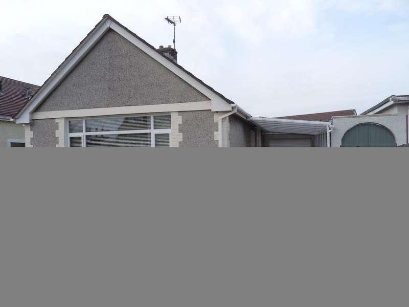 3 Bedrooms Detached Bungalow for sale in ORCHARD DRIVE, DANYGRAIG, PORTHCAWL, CF36 5RF