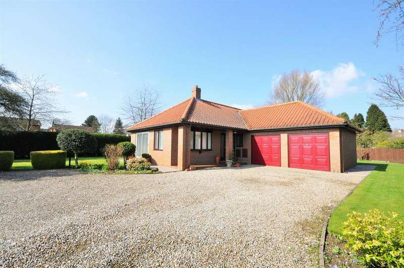 3 Bedrooms Detached Bungalow for sale in Soudlands, Brecksfield, Skelton
