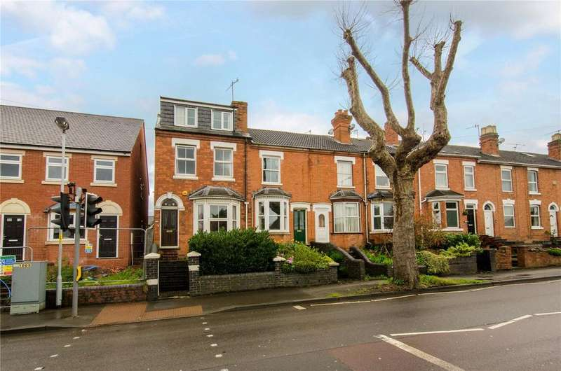 4 Bedrooms End Of Terrace House for sale in Worcester, Worcestershire