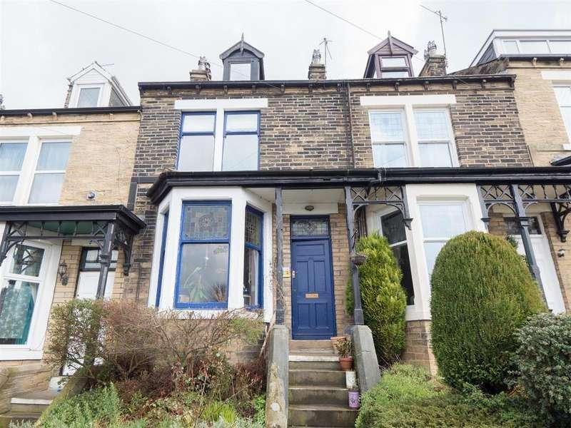 4 Bedrooms Terraced House for sale in Harrogate Street, Bradford, BD3 0LE