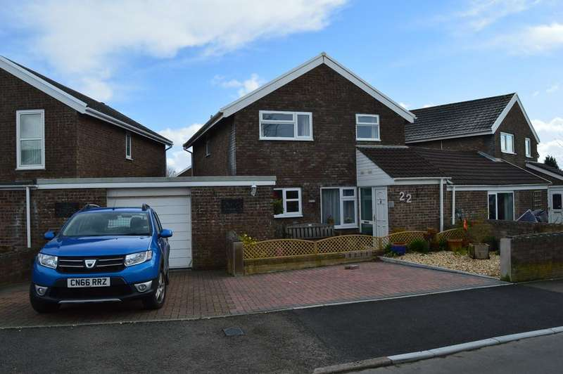 3 Bedrooms Link Detached House for sale in Monmouth Way, Llantwit Major, Vale of Glamorgan CF61