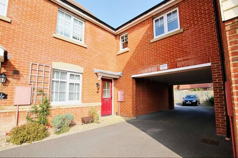 1 Bedroom Maisonette Flat for sale in Arrow Drive, Hailsham BN27