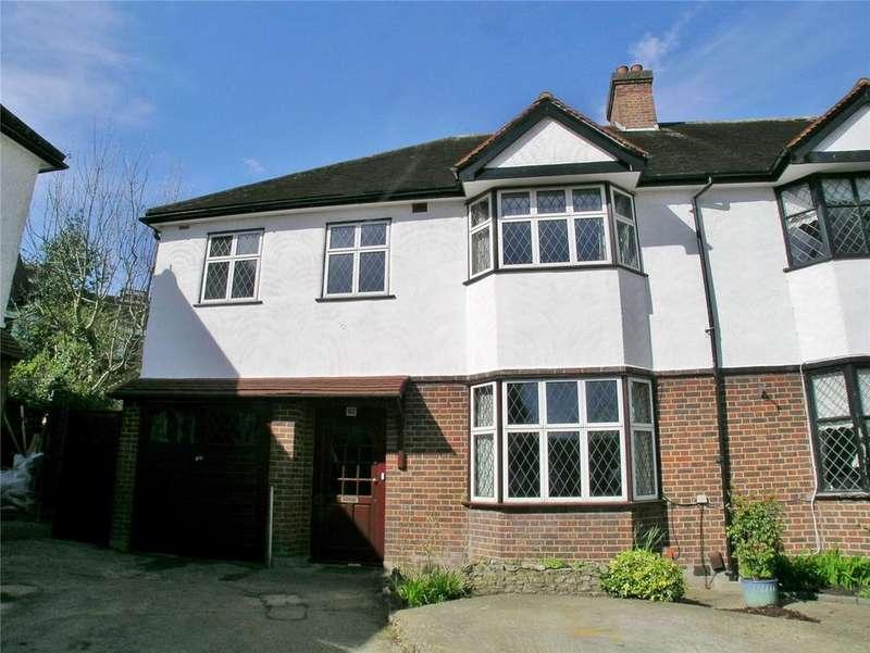 4 Bedrooms Semi Detached House for sale in Girdwood Road, Southfields, London, SW18