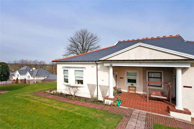 3 Bedrooms Semi Detached Bungalow for sale in Bethany, Faith Ave Cottage 45, Quarriers Village, Bridge Of Weir